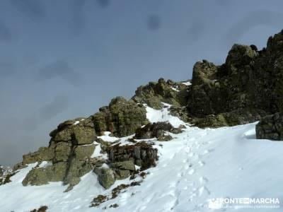 Siete Picos - Valle la Fuenfría; excursiones madrid; viajes aventura